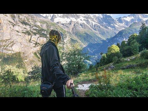 ILLEGAL FREEDOM: Journey Across Switzerland