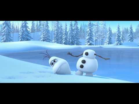 Холодное Сердце - Про Снеговика