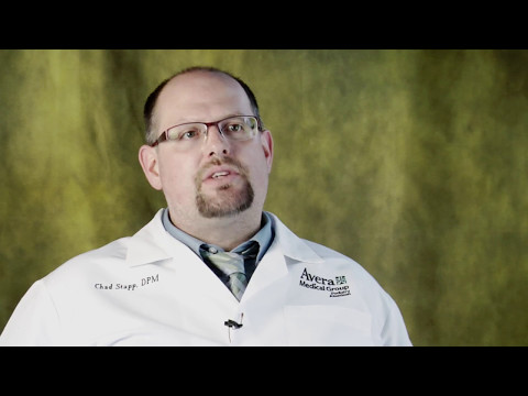 Chad Stapp, DPM - Avera Medical Group Podiatry Aberdeen