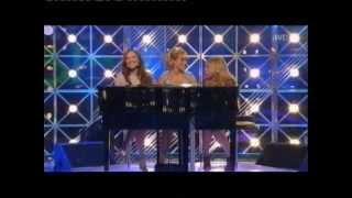 Pernilla Wahlgren & Charlotte Perrelli - Så Ska Det Låta (2013)