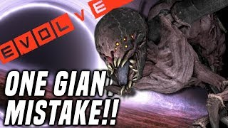 Baixar ONE GIANT MISTAKE!! Evolve Gameplay Stage Two (PC Monster Gameplay)