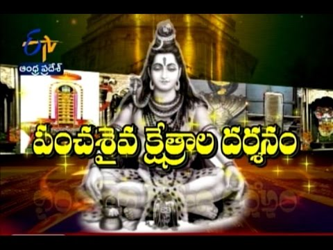 Teerthayatra - Pancha Saiva Kshetrala Darshanam 7th March 2016 - తీర్థయాత్ర – Full Episode