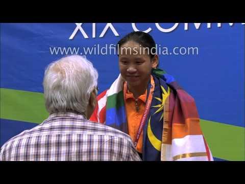 Women's 10m Platform Diving : Commonwealth Games