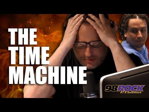 Spiegel Loses It When Mike Messes With The Time Machine