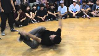 Bboy Coma @ Break On The Breaks Vol.2 / Allthatbreak.com