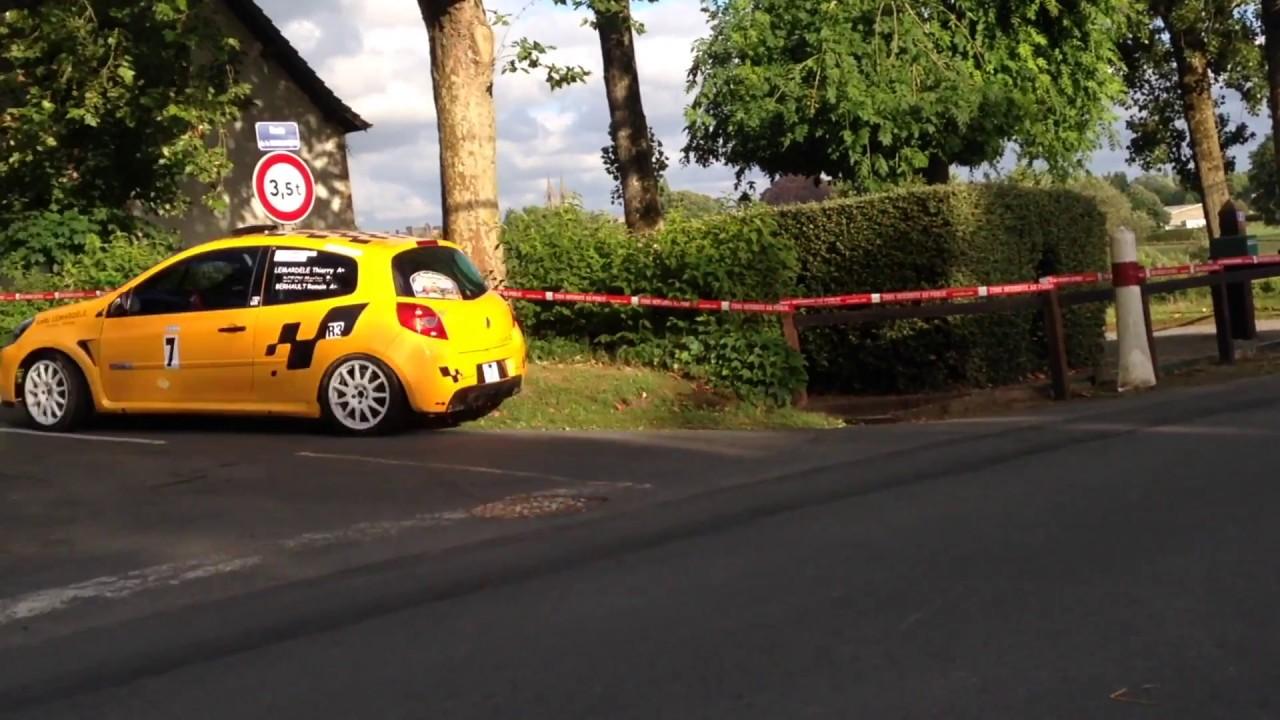 Rallye basse normandie