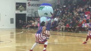 Harlem Globetrotters at Highland High School
