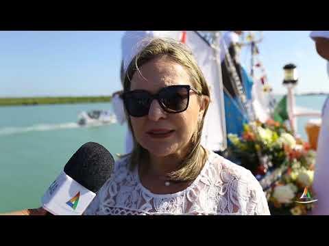 Assista vídeo especial da Procissão Marítima e Terrestre da Festa de Nossa Senhora dos Navegantes 2018