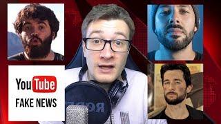 YOUTUBE FAKE NEWS #7 - MISTER JDAY, LE GRAND JD & LE FOSSOYEUR DE FILMS thumbnail
