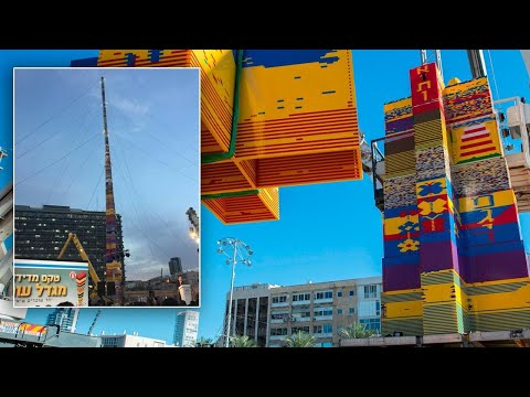 Tallest Lego Structure Built In Honor of 11-Year-Old Boy Who Died of Cancer