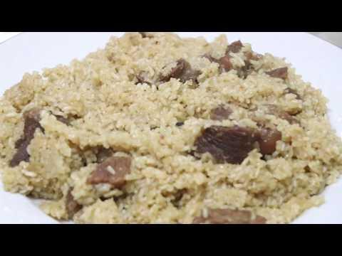 ржЧрж░рзБрж░ ржорж╛ржВрж╕рзЗрж░ ржмрж┐рж░рж┐рзЯрж╛ржирзА редред The recipe of Beef Biriani редред