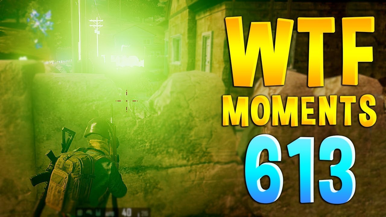 PUBG WTF Funny Daily Moments Highlights Ep 613