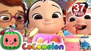 Download The Lunch Song + More Nursery Rhymes & Kids Songs - CoCoMelon Mp3 and Videos