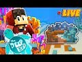 Minecraft: The Deep End SMP! - Our Second Shop! (Pranking HBomb)