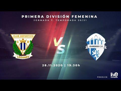 C.D. Leganés vs Ourense C.F.