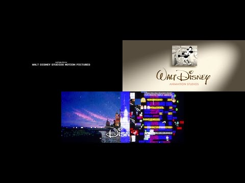 Dist by WDSMPWalt Disney Animation StudiosDisney Closing  1080p