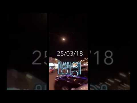 Missile strike over Saudi Arabia's capital Riyadh [25/3/2018]