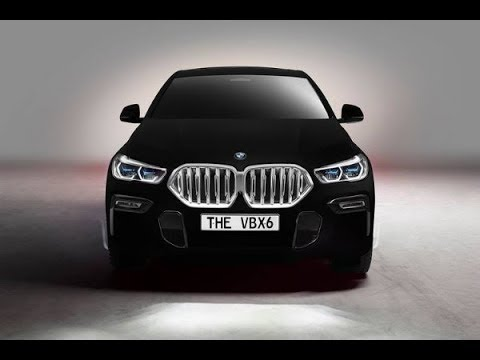 Download This One-off BMW X6 In Vantablack Is The Darkest Car In The World