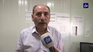 وزير الأشغال يتفقد عددا من المشاريع في مدينة معان  - (1-7-2019)
