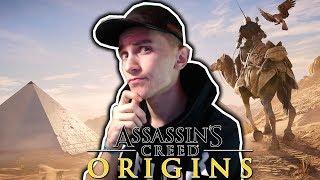 WYCIECZKA DO EGIPTU! | Assassin's Creed Origins cz.1