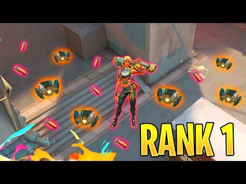 Valorant: What The RANK 1 RAZE Player Looks Like..!! - 200IQ Tricks U0026 Plays - Valorant Highlights