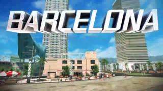 Aspalt 8 Airborne #4 Citroen pimpen/Barcelona?