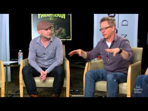 L.A. Times Roundtable Discussion: Animation