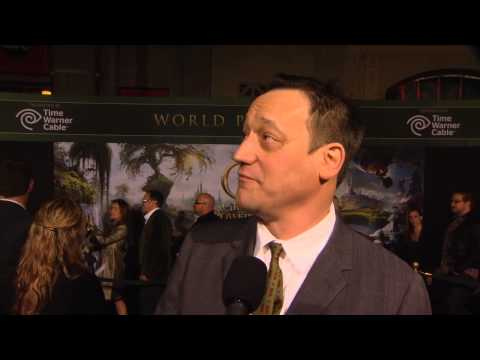 Ted Raimi  The Great and Powerful  HD  PART 1