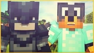 Minecraft Gravity - Wszytsko wygram! /Batman, Abra
