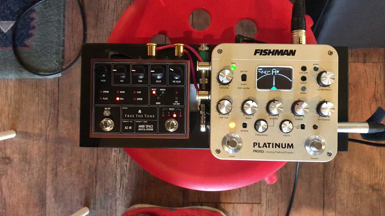 fishman platinum pro eq acousticpedalboard youtube. Black Bedroom Furniture Sets. Home Design Ideas