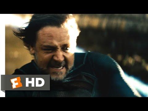 Man of Steel - Jor-El Steals the Codex Scene (1/10) | Movieclips