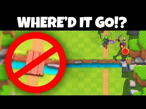 *NEW* NO BRIDGE GAMEMODE! | Clash Royale NEW Update Concepts!
