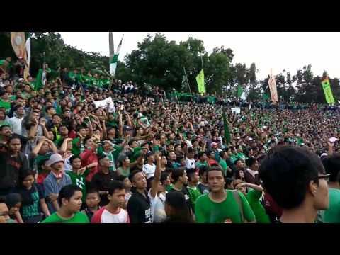 SMeCK Hooligan - Laga Klasik PSMS vs Persib (26/03/2017)