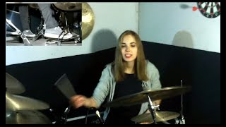 "Download Video Sepultura ""TERRITORY"" drum cover by Cri-Cri MP3 3GP MP4"