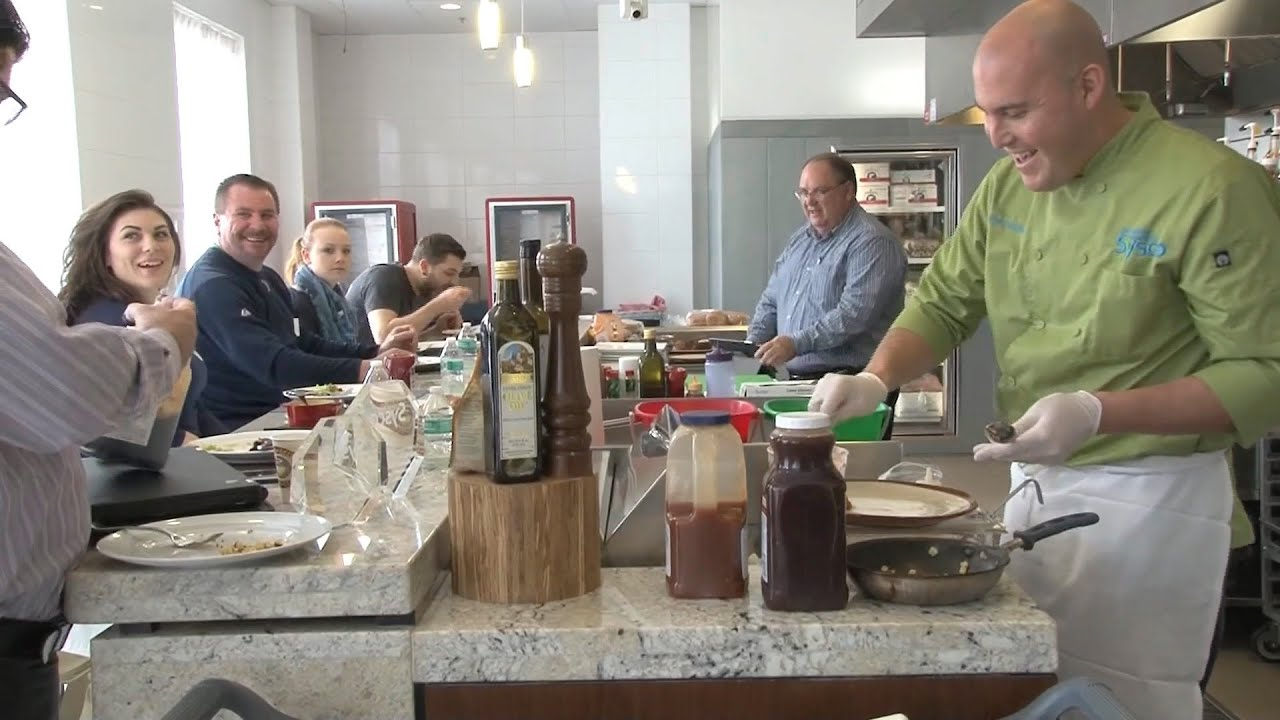 Sysco Boston Culinary Experience
