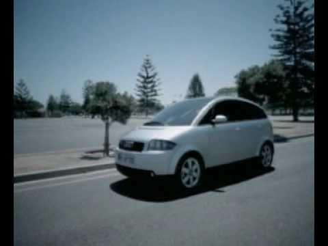 Audi A2 Werbefilm