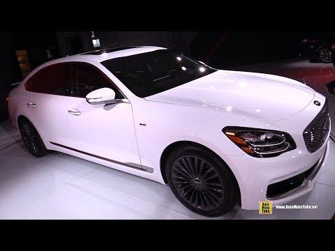 KIA K - Exterior and Interior Walkaround -  New York Auto Show