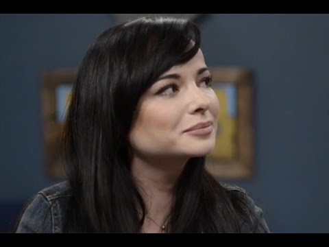 Watch Ashley Rickards Get Choked Up About Awkward Coming to an End