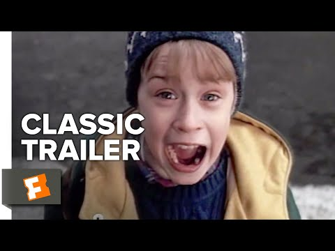 Home Alone 2 Lost In New York 1992 Trailer 1 Movieclips Classic Trailers Youtube