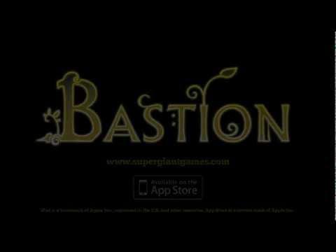 Bastion - iPad Trailer