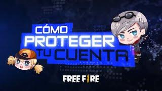 PROTEGE TU CUENTA DE LOS HACKERS 🛡 | Garena Free Fire