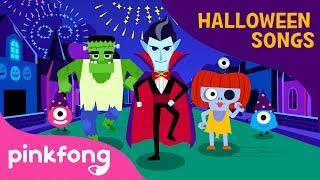 Halloween Parade | Halloween Songs | Pinkfong Songs for Children