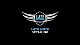 Clean Bandits || Auto Moto Detailing