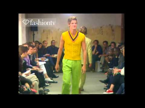 FLASHBACK: Paul Smith Spring/Summer 1997 Menswear Runway Show | London Fashion Week | FashionTV