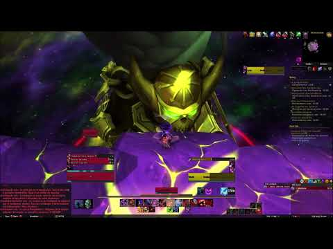 Archimonde MM kill with any class tutorial (SOLO)
