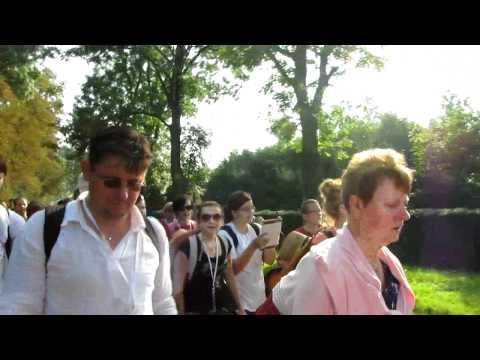 Płocka Pielgrzymka 2011 - Klaszczmy w dłonie