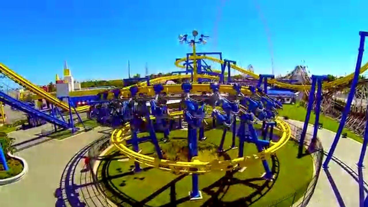 Fun Spot America Theme Parks - YouTube