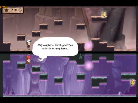 Gravity Falls The Twin Mystery Vortex of Doom (Гравити Фолс бродилки: вихрь судьбы)