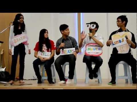 school drama of CKK 2012 (one body)