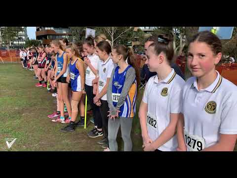 School Sport Victoria State Cross Country Championships Highlights Video